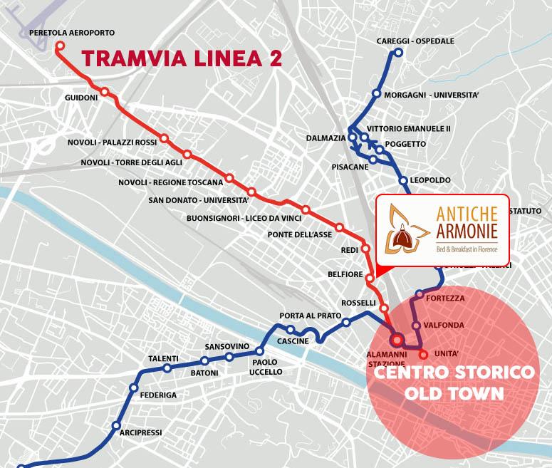 tramvia linea 2